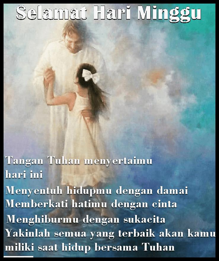 Kata Kata Selamat Pagi Tuhan Yesus