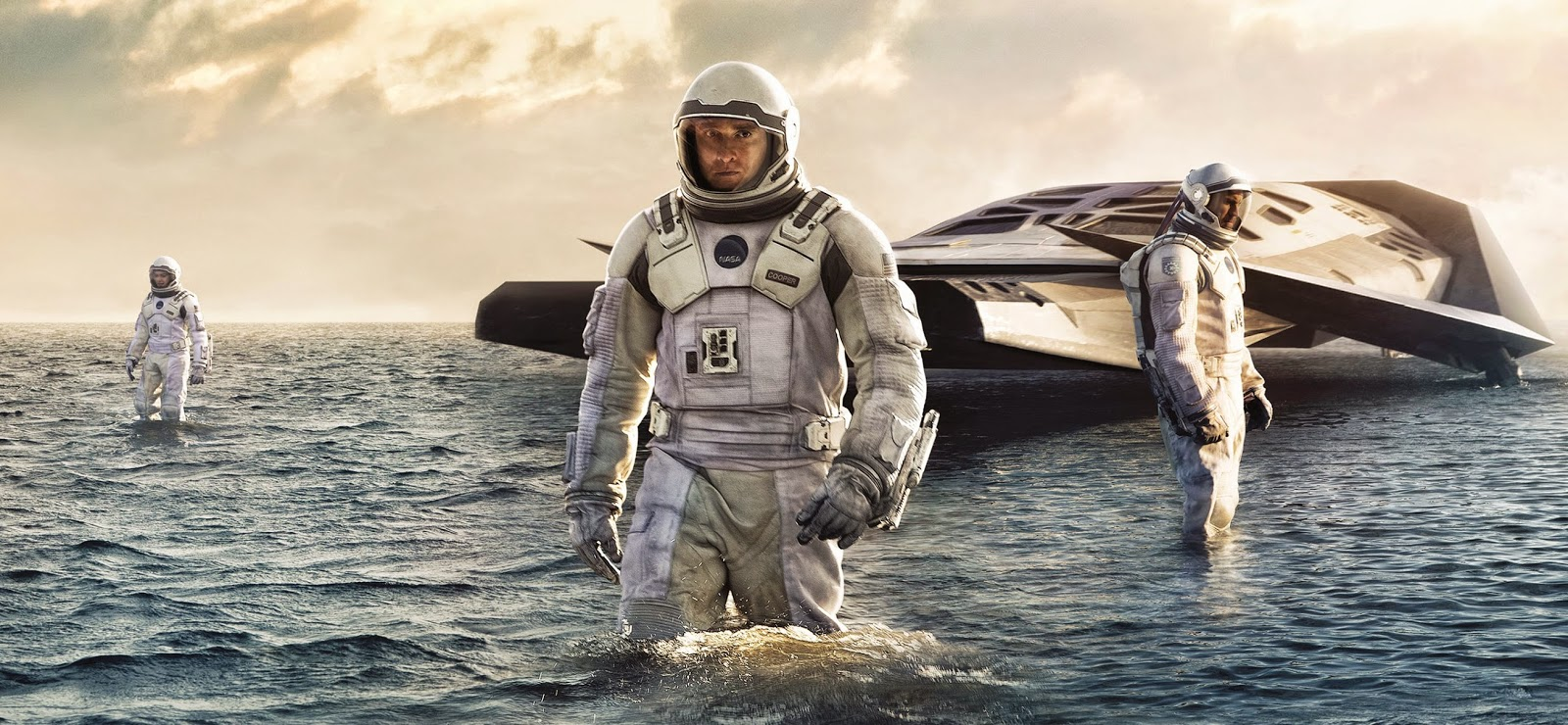 Interestelar | Veja o trailer final da ficção cientifica espacial de Christopher Nolan