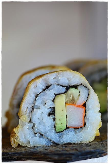 Tipos de sushi tempurizados-¿Qué sabores de sushi hay?