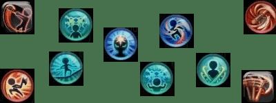 Dragomon Hunter Warrior skills (Axe)
