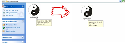 Cara Convert Gambar di GIMP 6