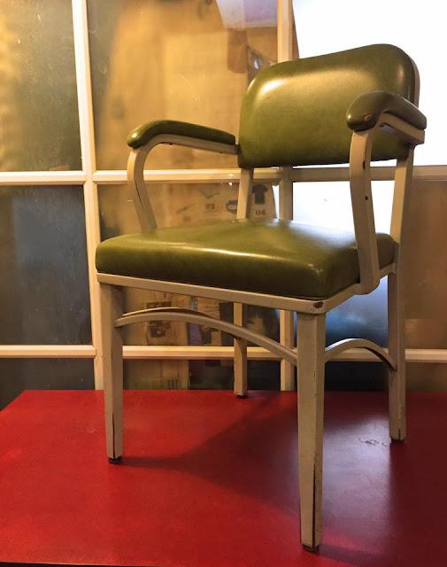 vintage, escritório, anos 70, cadeira, vintage português
