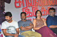 Saravanan Irukka Bayamaen Movie Success Meet Stills .COM 0061.jpg