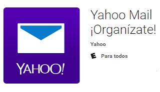 Nuevas opciones de Yahoo Mail para Android