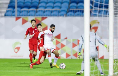 موعد مباراة البحرين وكوريا الشمالية في كأس آسيا لعام 2019