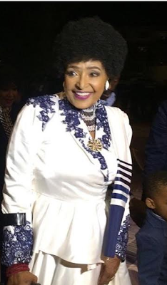 Photos: Winnie Mandela looks amazing at almost 80 years old