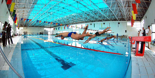 Islamabad jinnah sports complex islamabad - Swimming pool in bahria town lahore ...