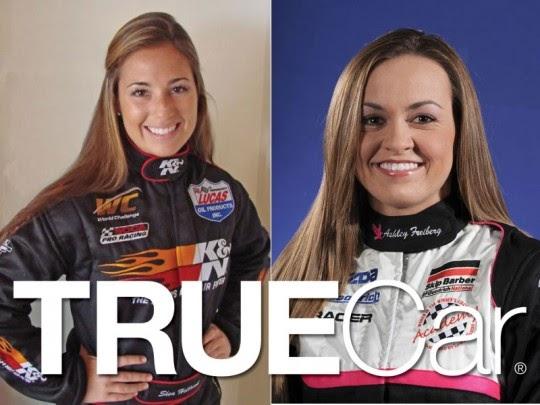 TrackChic: True Car Becomes Driving Force > Sponsors Shea