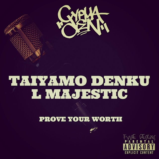 "Taiyamo Denku & L Majestic destroy the Dcypha produced, ""Prove Your Worth"" @TaiyamoDenku"