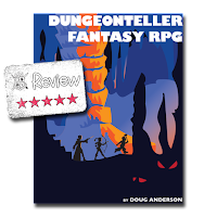 Frugal GM Review: Dungeonteller (Part 1)