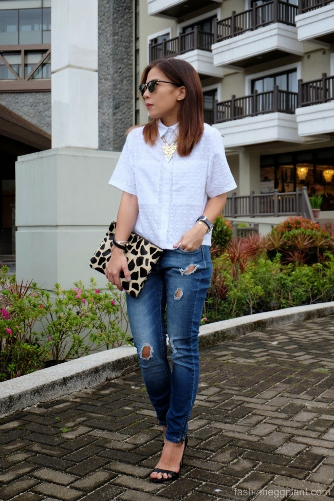 Ootd Suiteblanco Philippines Blogger Fashion Eggplant