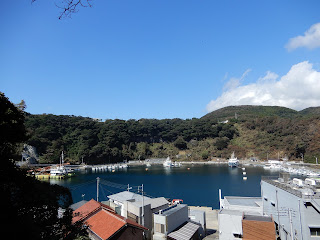 伊豆大島の旅 波浮