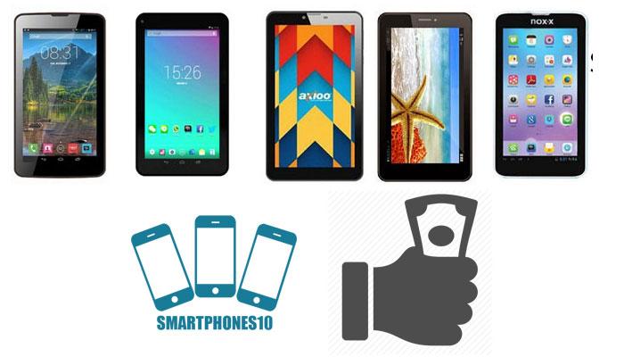 5 Smartphone Tablet Termurah Dibawah Satu Jutaan