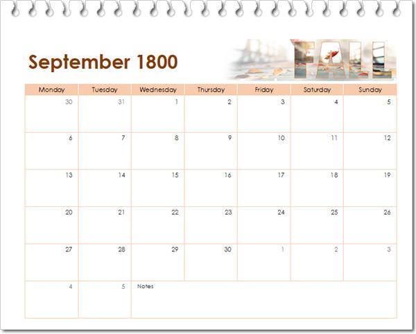 september 1800