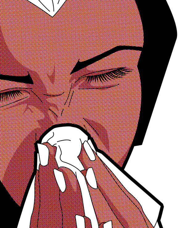 Doctor Ojiplático. Grégoire GUILLEMIN. The Secret Life of Heroes