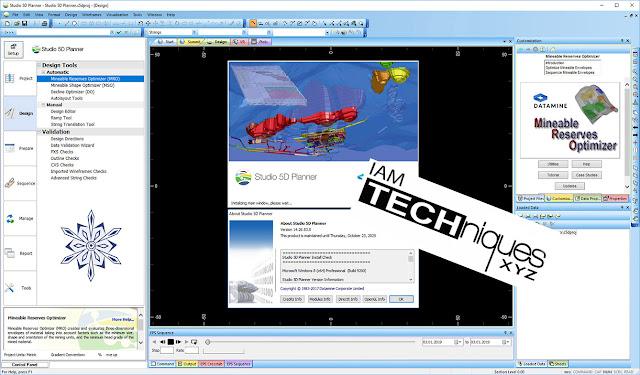 Datamine Studio 5D Planner v14.26.83 x64