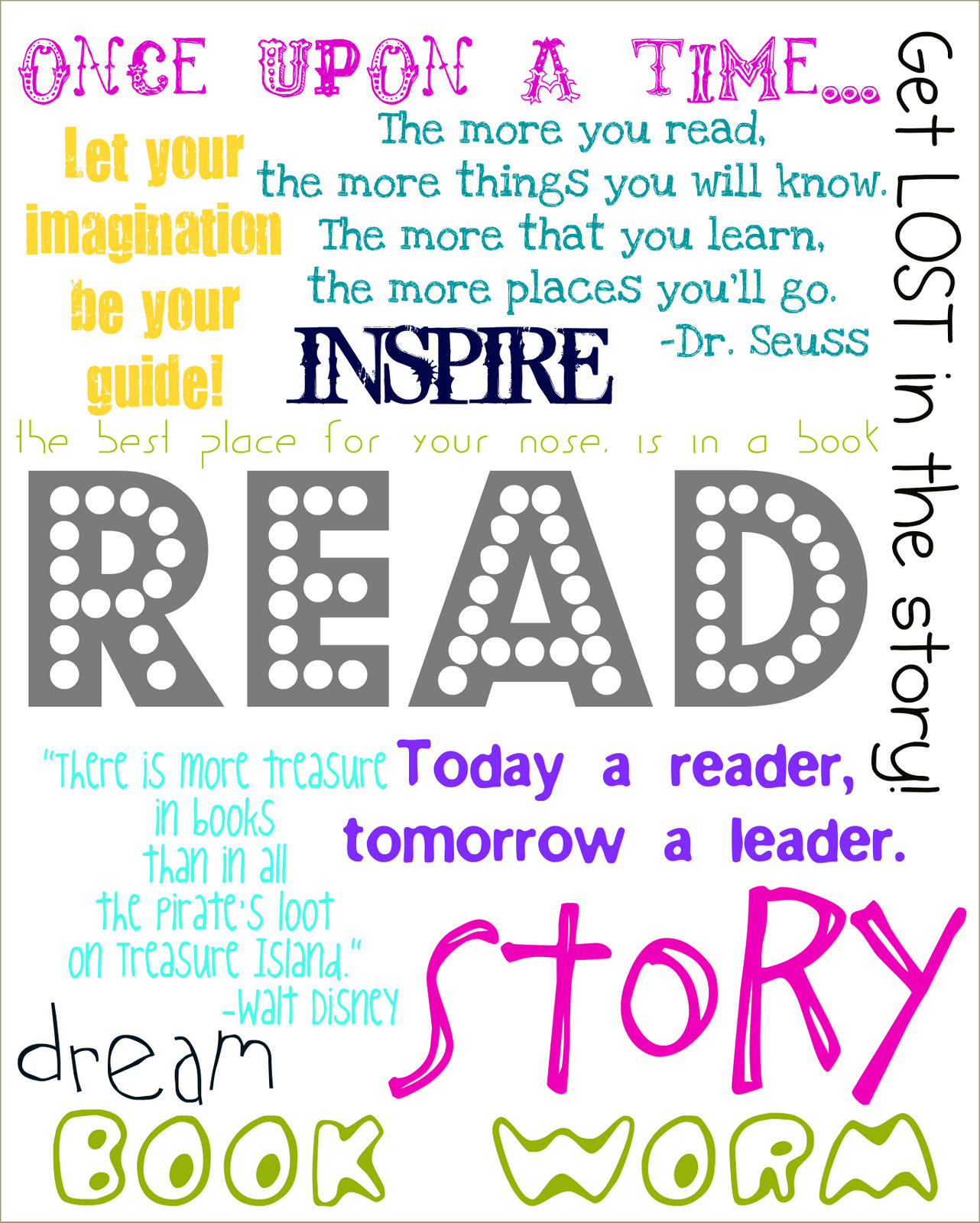 Teacher Quotes Reading Quotesgram