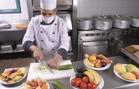 Cocina segura gesti n de la calidad en restaurantes - Higiene alimentaria y manipulacion de alimentos ...