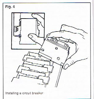 Help For Do it Yourselfers: REPLACING A FAULTY CIRCUIT BREAKER