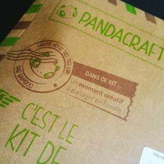 kit pandacraft