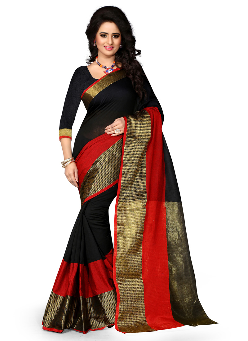 Fabroyal 4 – Exclusive Excellent Poly Cotton Saree