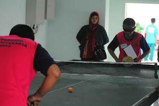 Tuna Netra, Tak Menghalangi Kasmia dan Putri Jadi Atlet