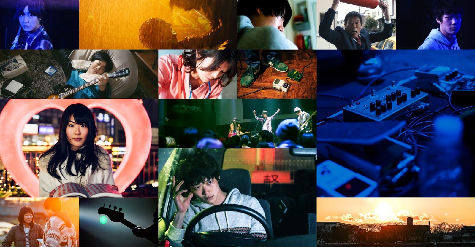 La (Tomohiro Takahashi) - reparto
