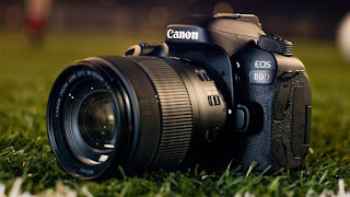 Canon EOS 80D Frimware - Software Download