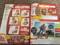 Beano inside magazine