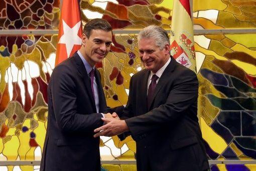 Cuba y España suscriben acuerdos bilaterales en La Habana