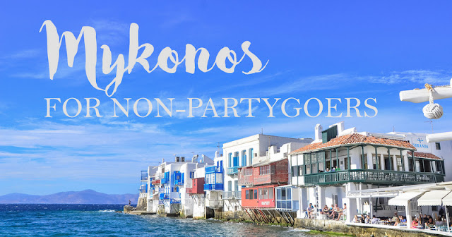Mykonos two days itinerary