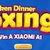 #BlackFriday Chicken Dinner Boxing Game Contest Win Xiaomi Smartphones & more
