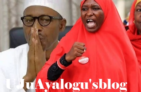 2019: Pack Your Bag and Baggage From Aso Rock - BBOG's Aisha Yesufu Gives Buhari Quit Notice
