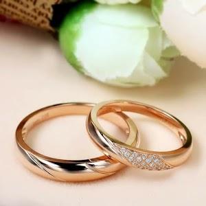 Cincin Tunangan Perak Rp450.000