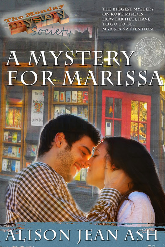 Book Release - A Mystery for Marissa by Alison Jean Ash