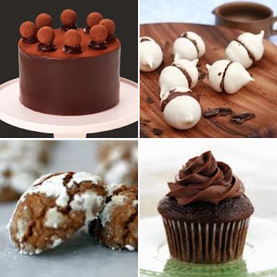 Cocoa Fancy desserts