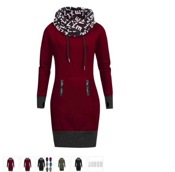 Clearance Sale - Navy Green Dress - Buy Dress
