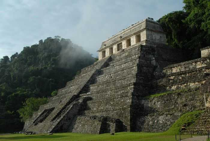 Logika Dan Fakta: the mystery of the disappearance of the Mayan ...