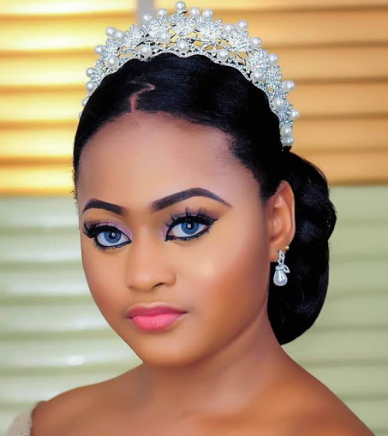 nigeria youngest beauty queen