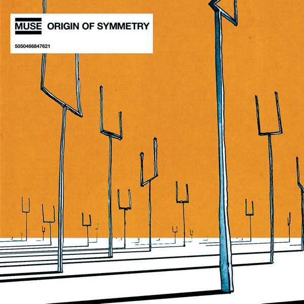 Muse - Origin of Symmetry Cover