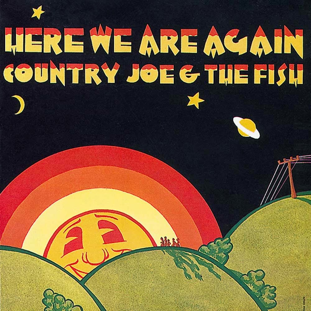 It's Psychedelic Baby Magazine: Country Joe And The Fish