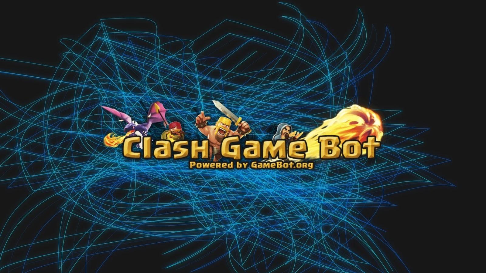 Download Clash Game Bot V4.0.1 Terbaru - Clash of Bot ...