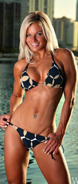 Female Fitness, Figure And Bodybuilder Competitors -8845