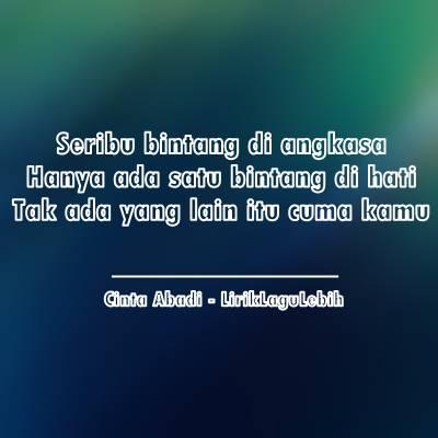 Sisca Dewi feat Fyan Ahmad - Cinta Abadi