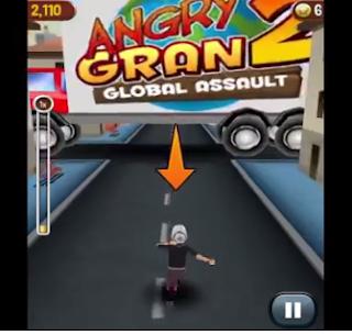 angry gran run running game apk -2