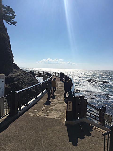 江ノ島岩屋橋