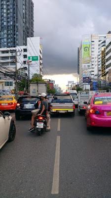 世界第2位のバンコクの渋滞