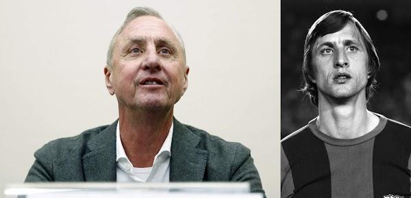 Un cáncer de pulmón mata a Johan Cruyff