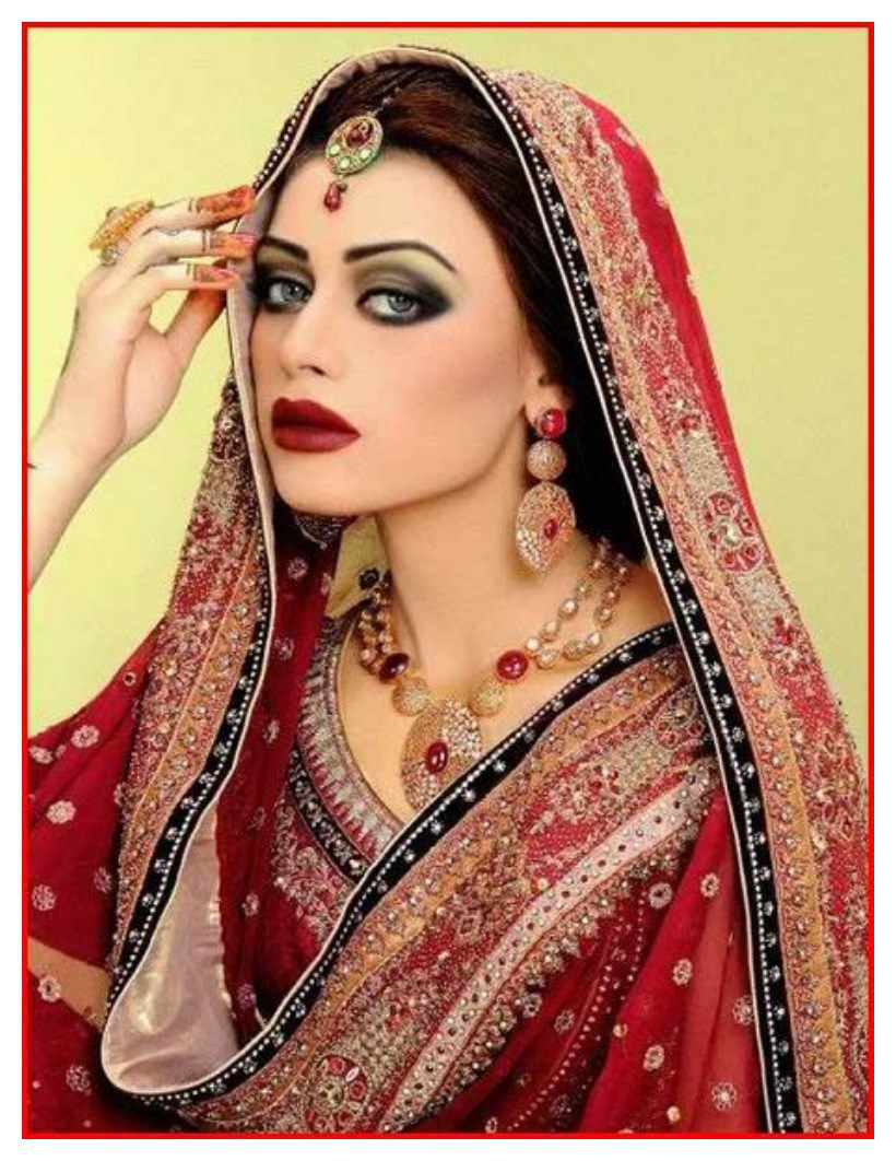 Style Latest Bridal Gold Jewelry Fashion In Pakistan