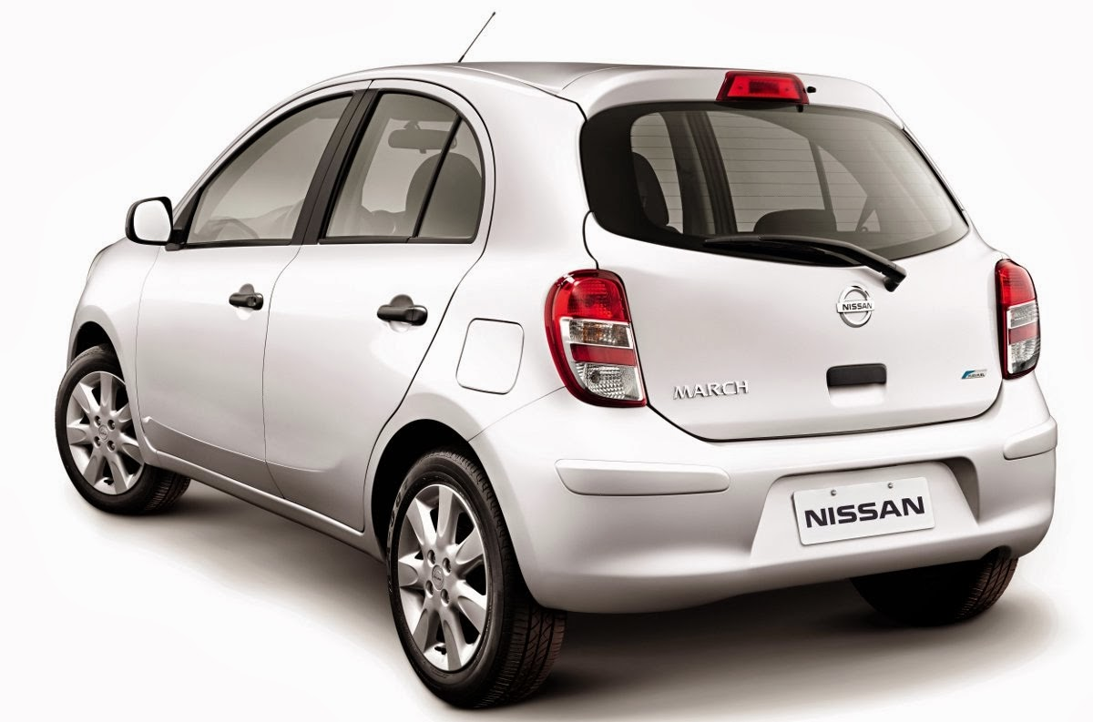 SPECIFICATIONS NISSAN MARCH 2013